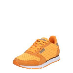 WODEN Nízke tenisky  oranžová / biela