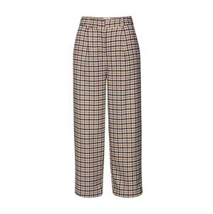 minimum Plisované nohavice 'Halea'  béžová